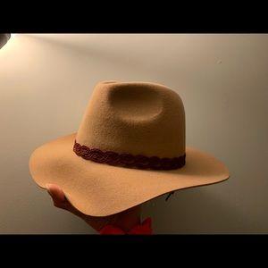 Accessories - Wool Panama Hat